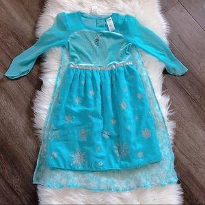 Jumping beans Elsa dress size 5